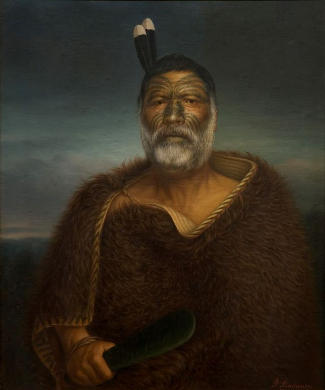 Living Portraits: Mata Raurangi