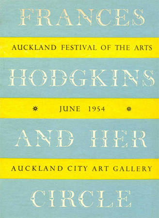 Frances Hodgkins and Her Circle Image