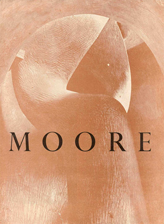 Henry Moore: an exhibition of sculpture and drawings Image