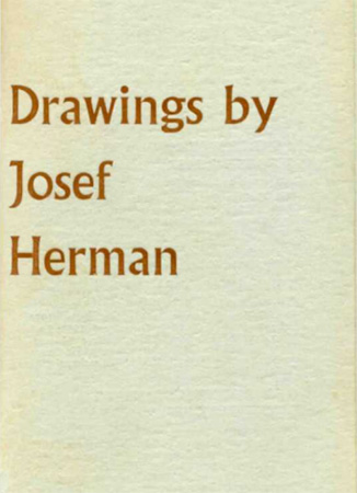 Drawings by Josef Herman Image