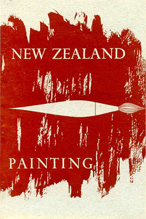 New Zealand painting 1956 Image