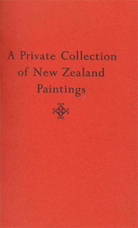 37 New Zealand paintings from the collection of Charles Brasch Image
