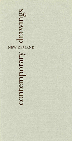 Contemporary New Zealand drawings Image