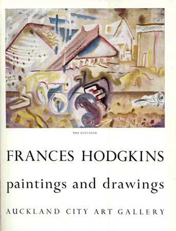 The paintings and drawings by Frances Hodgkins Image