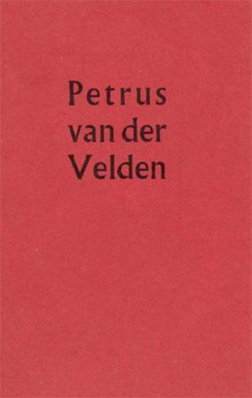Petrus van der Velden Image
