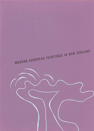 Modern European paintings in New Zealand Image