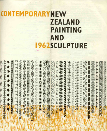 Contemporary New Zealand painting and sculpture Image