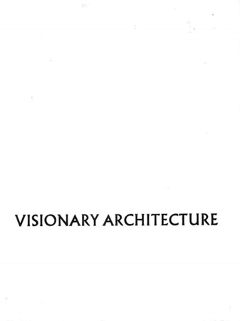 Visionary architecture Image