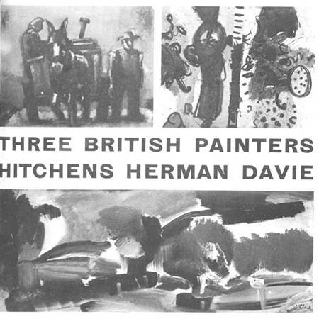 Three British painters: Hitchens, Herman, Davie Image