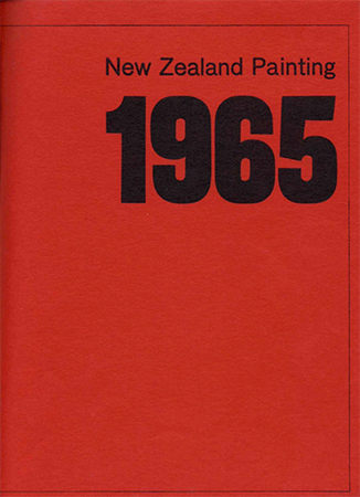 New Zealand painting 1965 Image