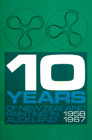 10 years of New Zealand painting in Auckland Image