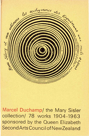 Marcel Duchamp: the Mary Sisler Collection Image