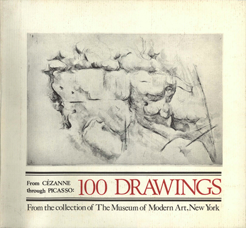 From Cezanne through Picasso: 100 drawings Image