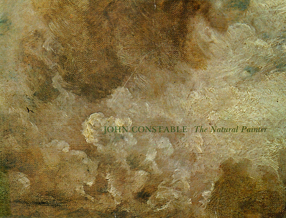 John Constable: The Natural Painter Image