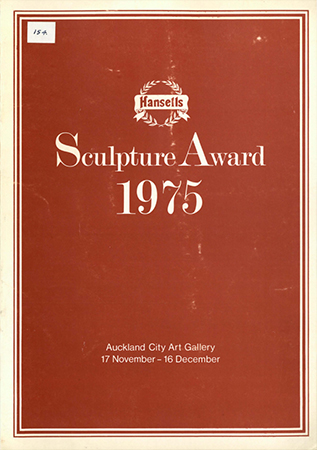 Hansells Sculpture Award Image
