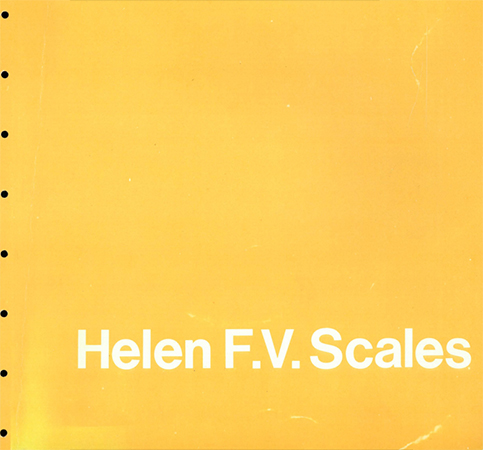 Helen F.V. Scales Image