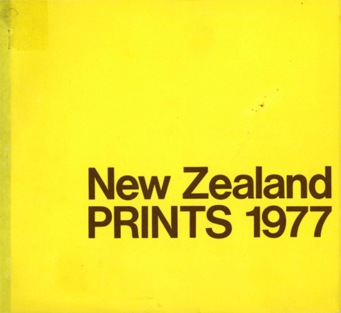 New Zealand prints Image