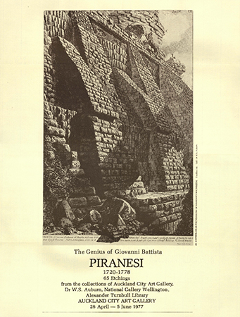 The genius of Giovanni Battista Piranesi Image