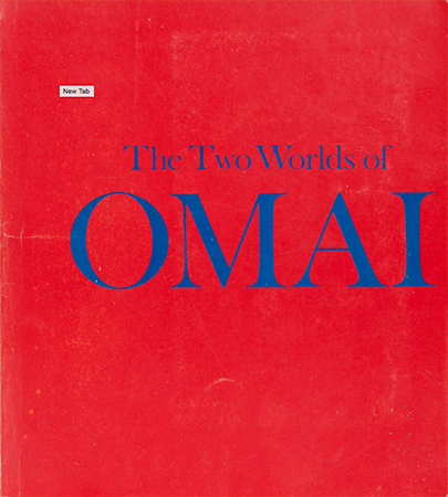 The Two Worlds of Omai Image
