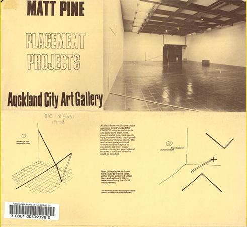 Project Programme 15: Matt Pine Image