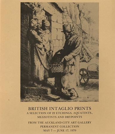 British Intaglio Prints Image