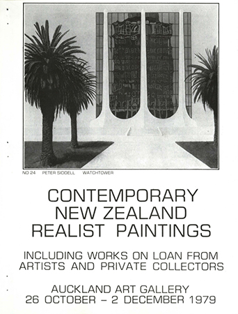 Contemporary New Zealand Realist Paintings Image