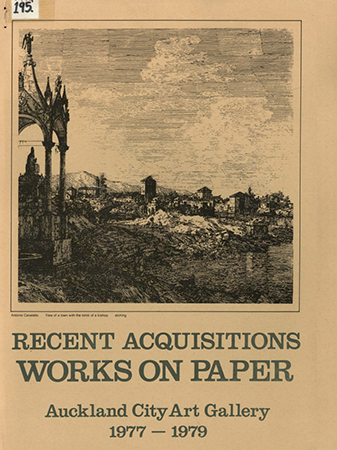 Recent Acquisitions: Works on Paper Image