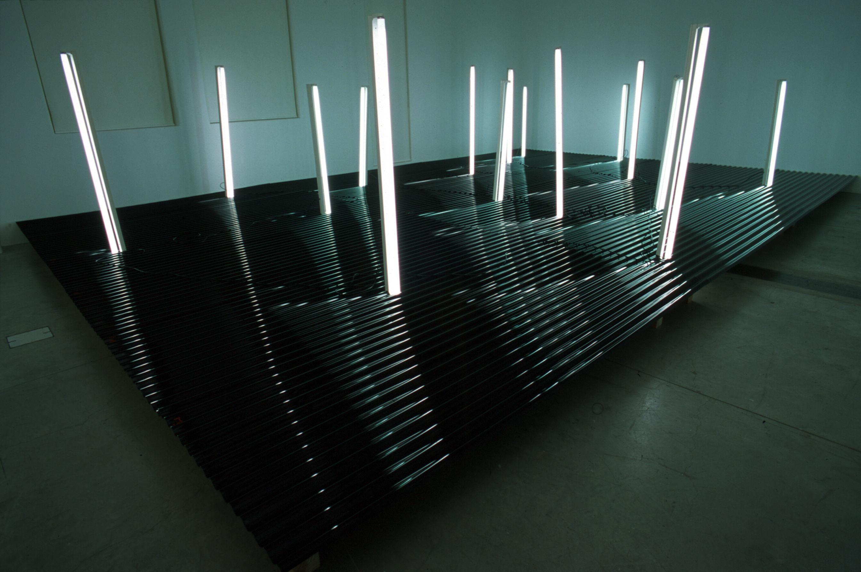 Ralph Hotere: Black Light