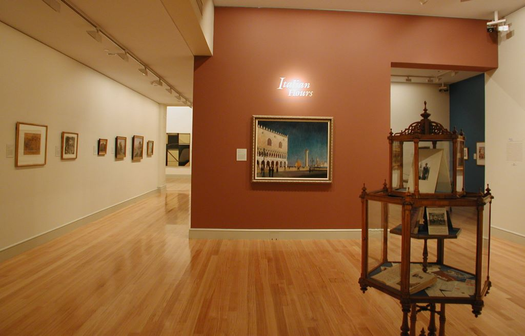 Italian Hours: A Century of New Zealand Artists in Italy