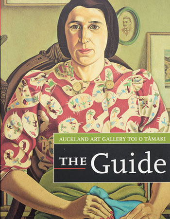 Auckland Art Gallery Toi o Tāmaki: The Guide Image