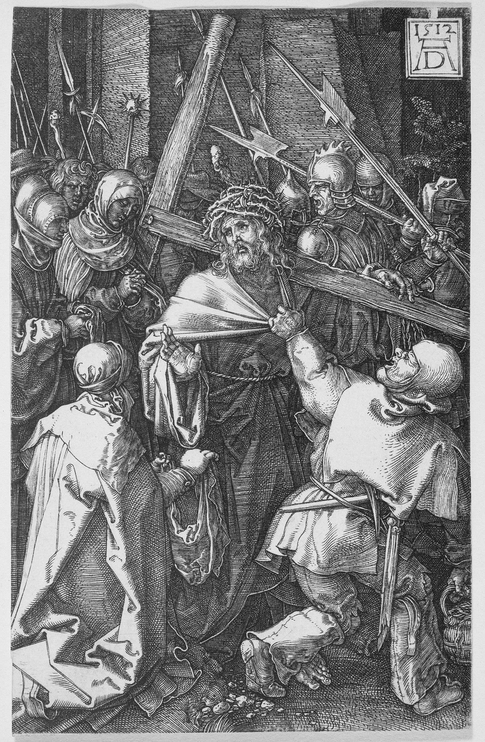 Cutting a Fine Line: Durer's Engraved Passion