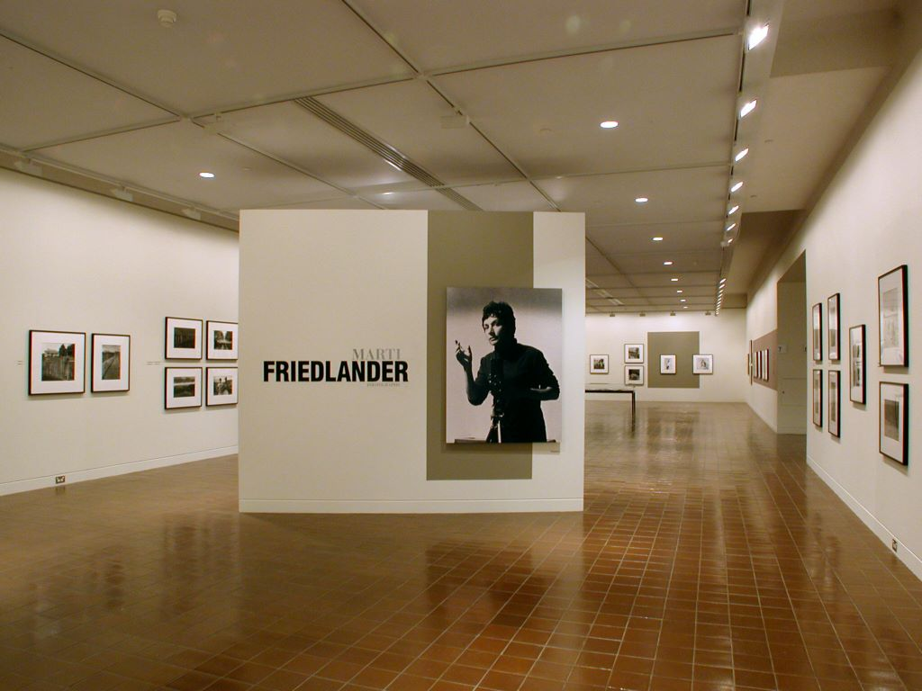 Marti Friedlander Photographs
