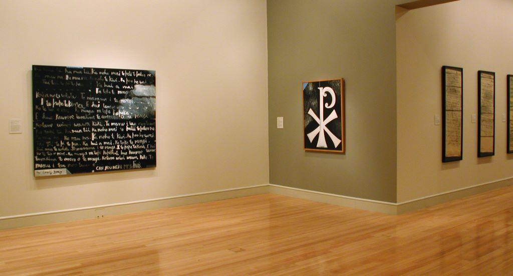 He Kupu Noatu: Paintings by Colin McCahon
