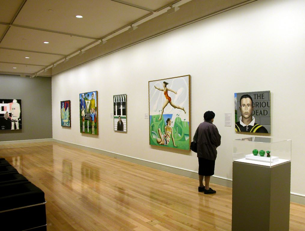New Visions: Beginning the Contemporary in New Zealand Art
