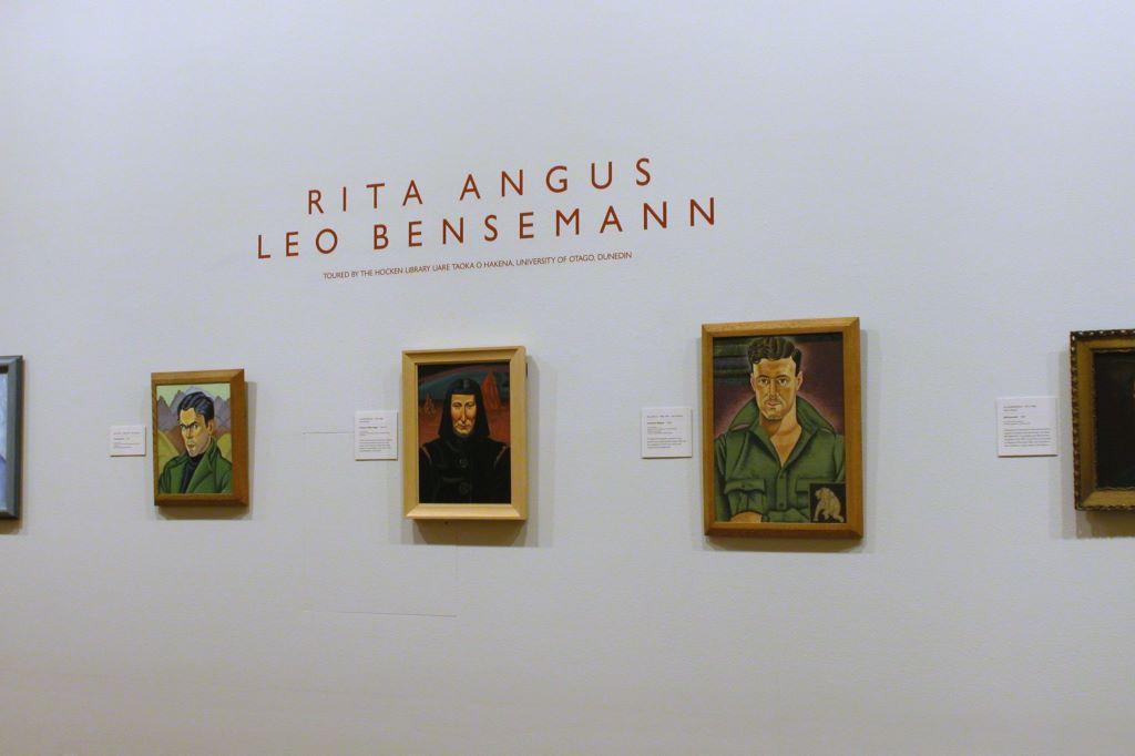 Rita Angus and Leo Bensemann: The Cambridge Terrace Years