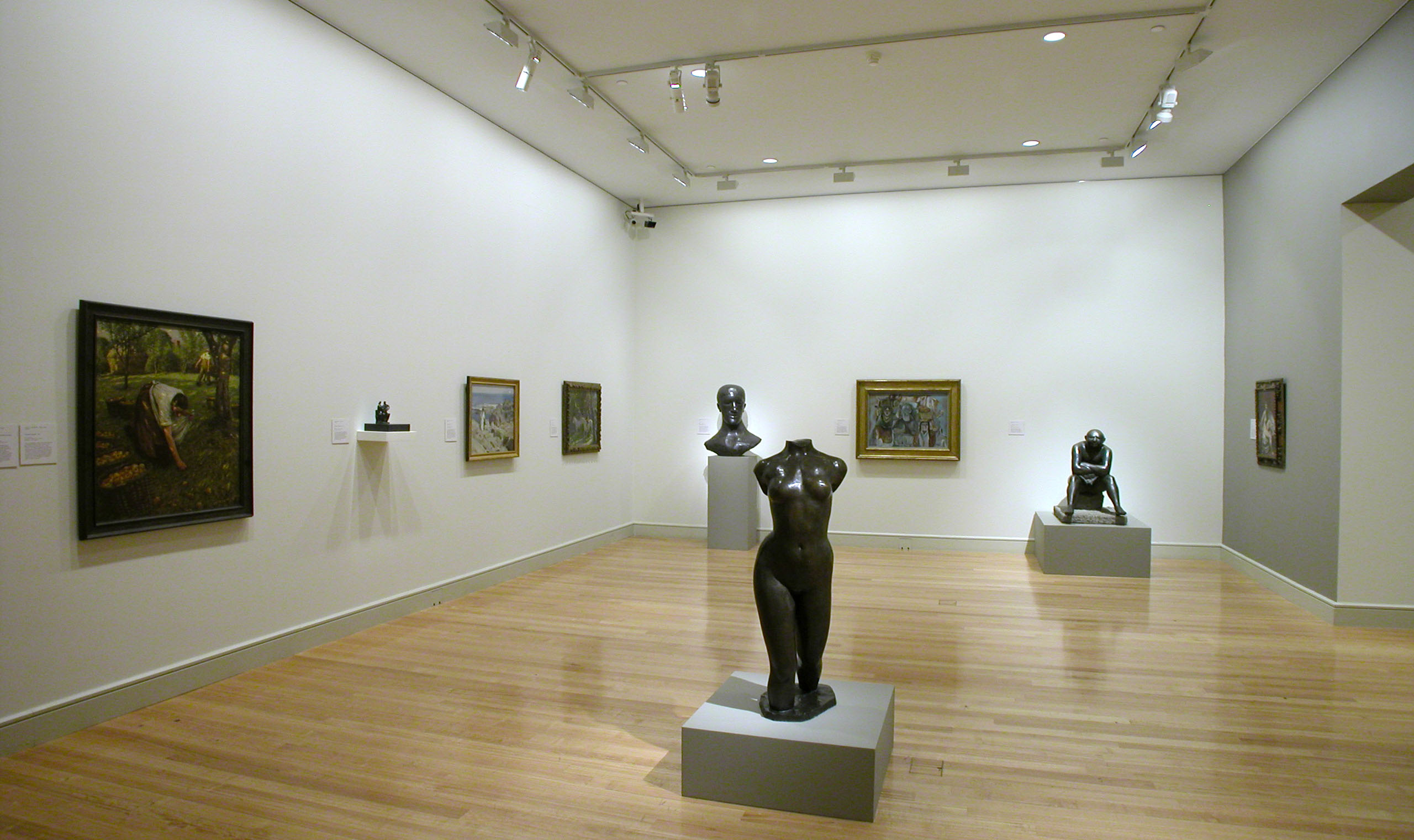 20th Century Modern: Picasso, Chagall, Moore...