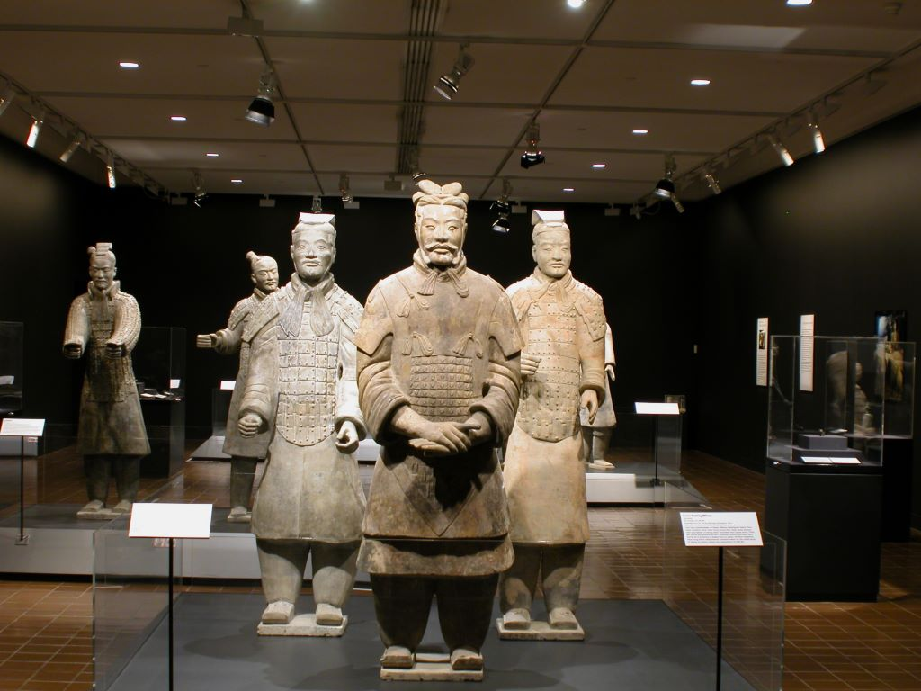 Two Emperors: China's Ancient Origins