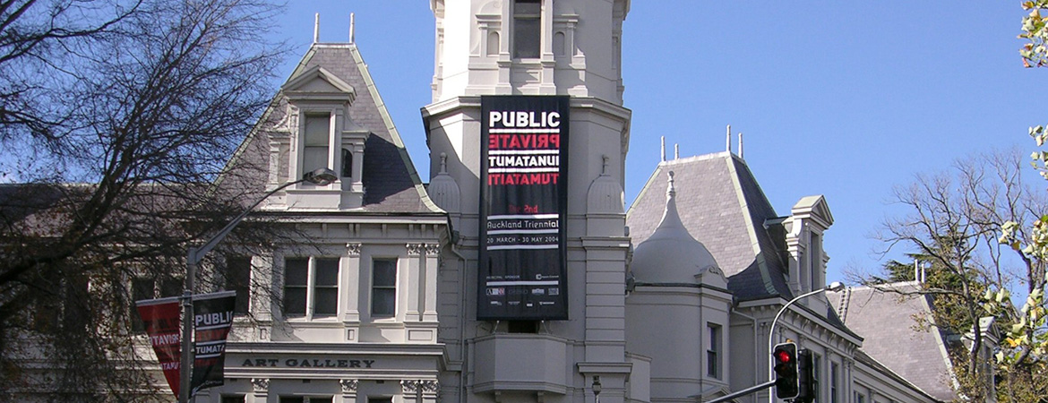 The 2nd Auckland Triennial: PUBLIC/PRIVATE Tumatanui/Tumataiti
