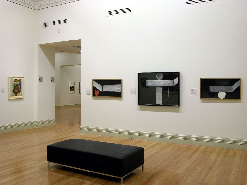 McCahon's Visible Mysteries