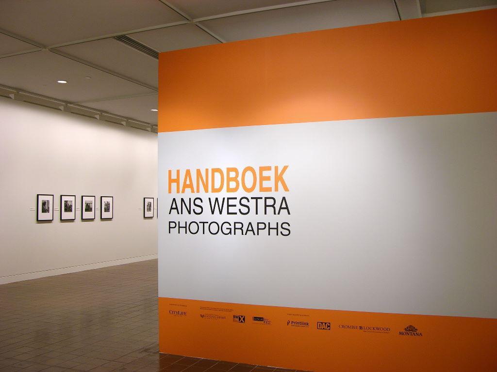 Handboek: Ans Westra Photographs