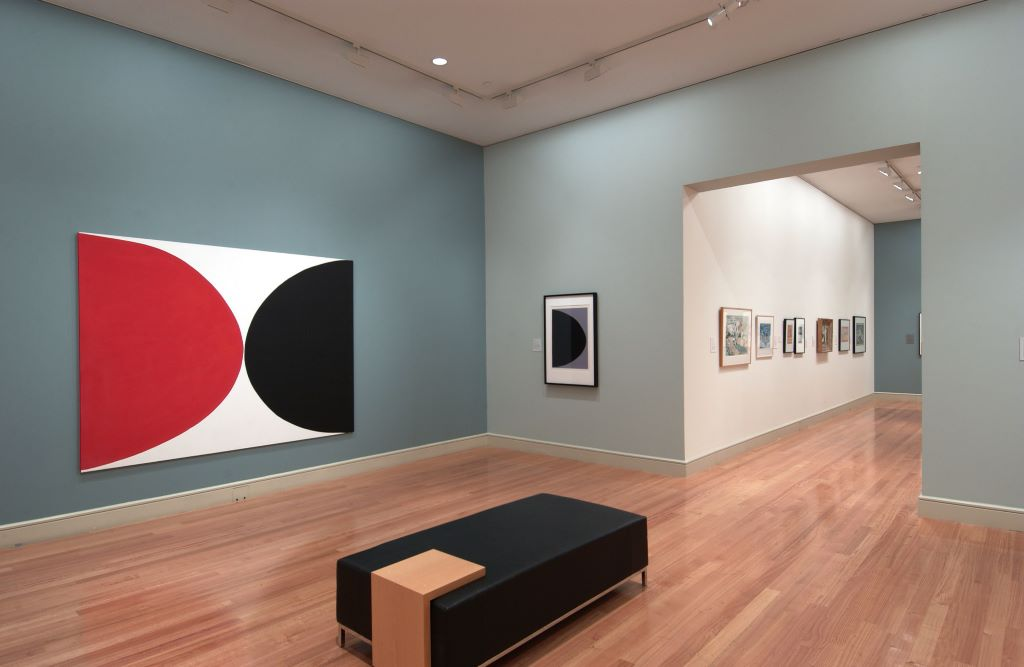 A feeling for Form: Modernism in British and New Zealand Art