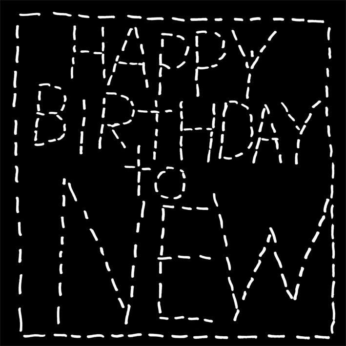 Happy Birthday to New