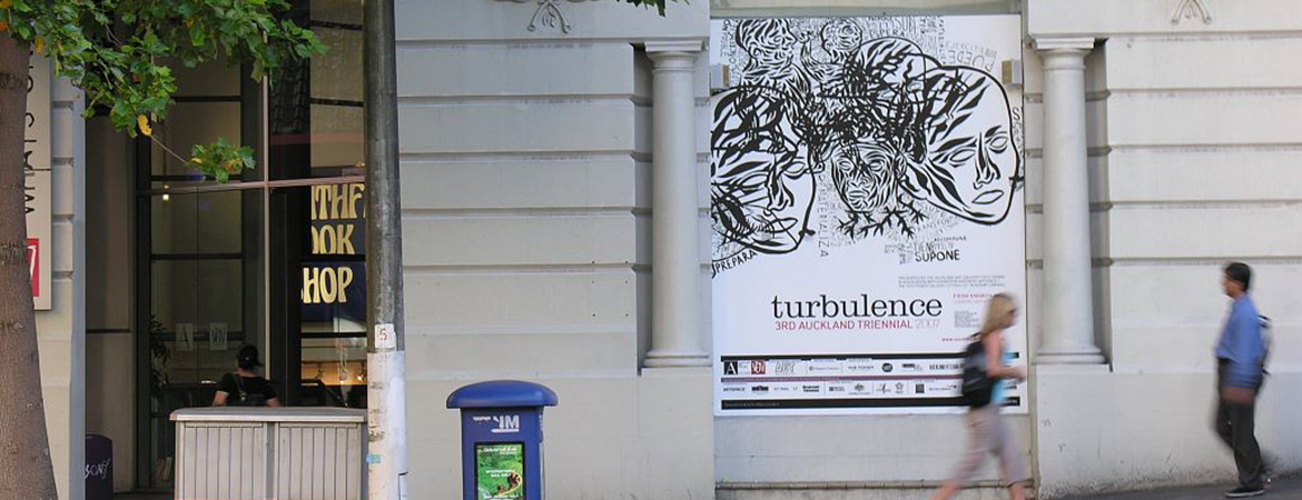 The 3rd Auckland Triennial: turbulence
