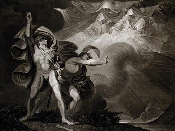 Henry Fuseli: Dark Chambers of the Mind