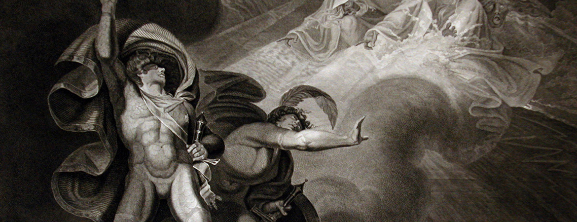 Henry Fuseli: Dark Chambers of the Mind