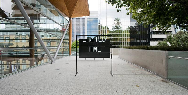 James Oram: Limited Time