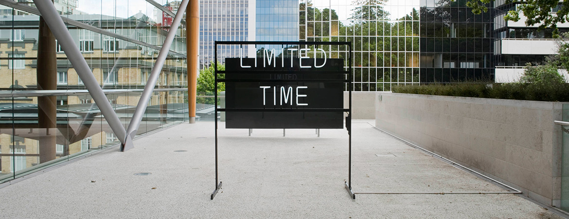 James Oram: Limited Time