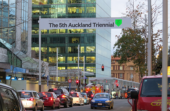 The 5th Auckland Triennial: If you were to live here...