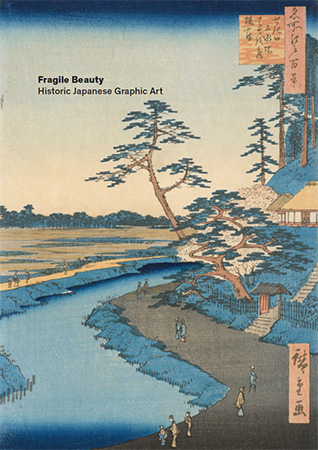 Fragile Beauty: Historic Japanese Graphic Art Image