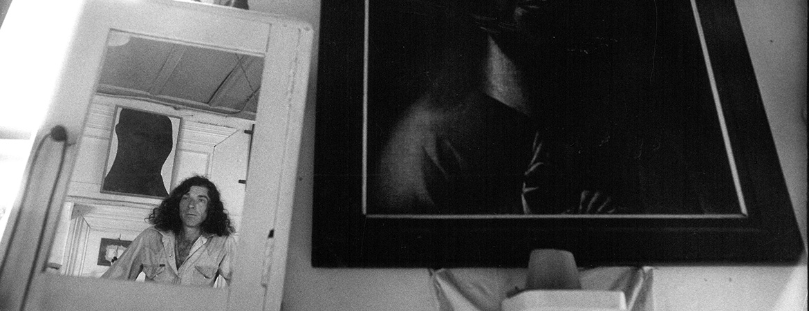 Marti Friedlander: Artists in the Archive